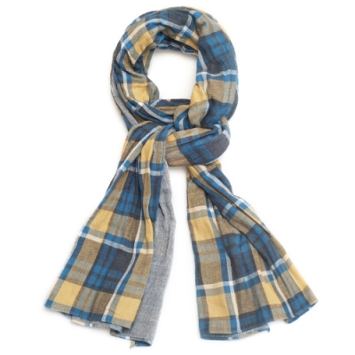 OLD MILL EAST HARBOR X MANNERGRAMLONG SCARF_YC