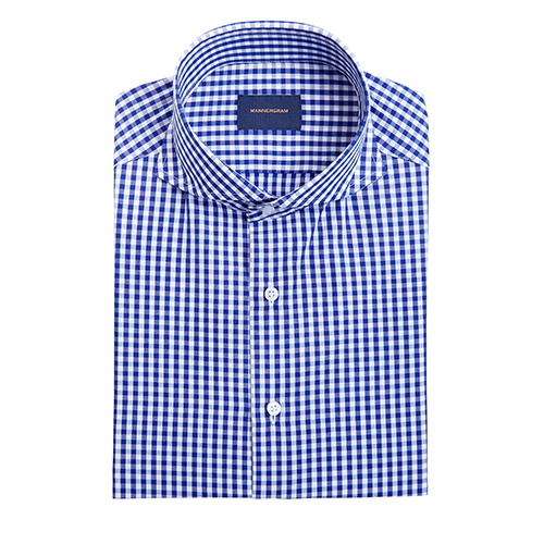 GINGHAM CHECK SHIRTS